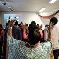 Nigeeria jumalateenistus Rävala 8 majas