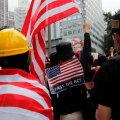 Trump allkirjastas seaduse Hongkongi protestiliikumise toetuseks, Hiina ähvardas vastulöögiga