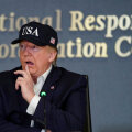 Trumpi sõnul pole ta 5. kategooria orkaanidest isegi kuulnud, kuigi tema ametiajal on neid olnud neli