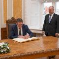 Пыллуаас и Ванханен назвали важным сотрудничество между парламентами Эстонии и Финляндии
