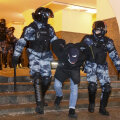 Штаб Навального временно отказывается от уличных протестов
