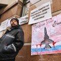 Novembrikuine meeleavaldus Moskvas Türgi saatkonna ees