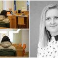 FOTOD   Signe Lahteina hukkumise põhjustanud veokijuht sai tingimisi vangistuse