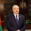 """Lukašenka lubas Leedu ja Läti kaudu kulgevad kaubavood """"käsile võtta"""""""