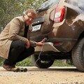 Duster pühib tavaarusaama linnamaasturist tolmuna kraavi