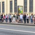 Laupäevast naiste meeleavaldust Valgevene võimud takistada ei püüdnud.