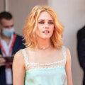 FOTO | Näitleja Kristen Stewart värvis oma juuksed sügisperioodiks ideaalselt sobivasse värvitooni