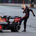 Max Verstappen pärast Aserbaidžaani sõitu