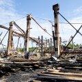 VIDEO JA FOTOD | Kuusalu suurpõlengust teatanud kohalik: 15 minutiga põles maani maha. Omanik: polnud sel mingit kindlustust