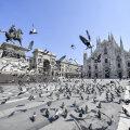 Itaalia Lombardia regioon kohustab kõiki näomaske kandma