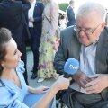 VIDEO   Edgar Savisaare soov Eestile: et meie iseseisvus kestaks kaua-kaua