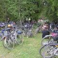 Roheliste rattaretk andis osalejatele uut energiat
