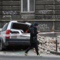 Horvaatia maavärina kahjud.