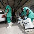 WHO valmistub kõige hullemaks ebolapuhanguks Kongo DV-s