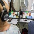 """Сегодня стартовали съемки первого эстонского сериала на русском языке """"LasnaГорск"""" для канала ETV+"""