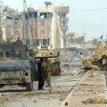 Reuters: Islamiriik alustas uut ulatuslikku pealetungi Bagdadi suunas