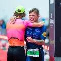 Tallinn, 05.09.2020. Tallinna Ironman 2020 finiš Noblessneri sadamas.