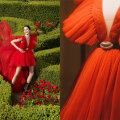 ФОТО: Цены на платья до 400 евро. Смотрите детали, из-за которых коллекция Giambattista Valli x H&M столько стоит