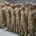 Kaitsevägi saatis teele viimase Afganistani kontingendi