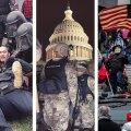 SELGITAV VIDEO | Piisas ainult paarist lausest: vaata, kuidas rullus lahti verine sündmus Washingtonis