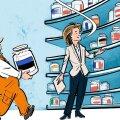 KARIKATUUR | Eurosahver saab uued hoidised