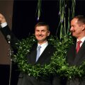 Õhus on suur rebimine: kas Andrus Ansipist või Siim Kallasest saab järgmine president?