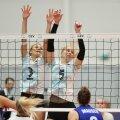 Eesti võrkpallinaiskond alistas Soome ja jõudis alagrupivõitjana EM-finaalturniirile.