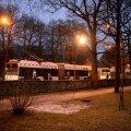FOTOD ja VIDEO: Kaos liikluses: Tallinnas on jäite tõttu suur trollide, trammide ja rongide seisak