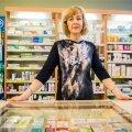 Eesti apteekrite liidu juhatuse liige Anne Viidalepp rääkis, et inimeste privaatsust on apteekide ostusaginas keeruline tagada.