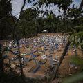 Brasiiliasse ennustatakse augustiks 90 000 koroonasurma, president on haaratud poliitilisse kriisi