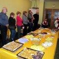 Laulupäkapikk ja jõuluvana kaasa lahutasid osalejate meelt, laual aga aurasid eri kartulisordid - keedetult, küpsetatult, pudrustatult…