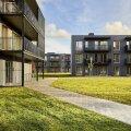 ФОТО | Жилой квартал под Таллинном с почти 250 квартирами будет сдан к лету следующего года