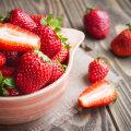 Söö maasikaid! Maitsval marjal on palju väga kasulikke omadusi