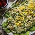 "Nostalgiline ""Pealinna salat"" grillkanaga"