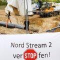 USA üritab Nord Streami projekti sanktsioonide kaudu lämmatada