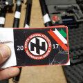 VIDEO | Itaalia politsei paljastas plaani luua uus natsipartei ja konfiskeeris relvi