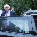 Boris Johnson Eestis 2017. aastal