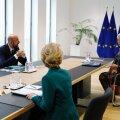 PILTUUDIS | Kuivõrd erineb Brüsseli sotsiaalne distants Washingtoni omast?