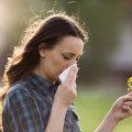 Mida teha siis, kui allergia kimbutab?