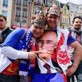 Venemaa jalgpallifännid Prantsusmaal