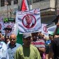 Trumpi Iisraeli-visiit ajas palestiinlased streikima