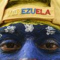 Venezuela president sulges USA humanitaarabi hirmus piiri Colombiaga