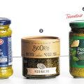 Oma Maitse TESTIB | Pestod rivis! Milline basiilikupesto meenutab kõige rohkem isetehtut?