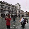 VIDEO | Veneetsiat tabas viimase 50 aasta kõrgeim tõusuvesi