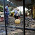 Gazast tulistati Iisraeli üle 25 miinipildujamiini