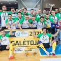Футзал Балтии: первый трофей Жальгириса - героический