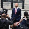 Terviseminister Matt Hancock saabumas BBC-sse intervjuud andma