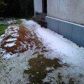 Vastse-Kuustes sadas 9. oktoobril lumi maha