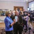 DELFI VIDEO ja FOTOD: Urve Tiidus: kultuurirahva usalduse taastamine on raske psühholoogiline ülesanne