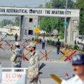 Pakistani õhujõudude baas sattus rünnaku alla